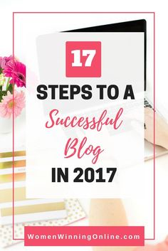 Are you ready to make your blog successful in 2017? Heck yes! Check out this 17 step roadmap to get there especially point 3 which is…