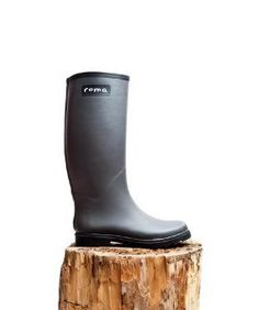 Roma BootsRoma Boots Matte Gray Rain Boots