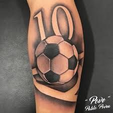 imagen de tatuajes de balon de futbol - Búsqueda de Google Tattoos, Aldo, Character, Google, Model, Crucifix Tattoo, Leg Tattoos, New Tattoos, Trapper Keeper