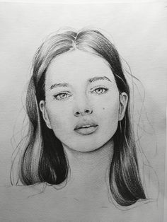 #Drawing #portrait ✏️