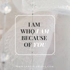 """Whatever our souls are made of, yours and mine are the same"" - Emily Brontë #wedding #weddingquote #lovequote #dailyquote #weddingdress #weddinggown #dressforrent #rentgown #bridal #bridalsemarang #larosebridal"