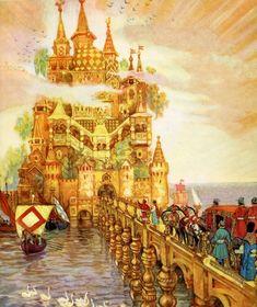 Волшебные Сказки Николая Кочергина - Ярмарка Мастеров - ручная работа, handmade