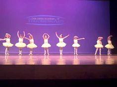 Gr. K-1 Ballet, Hawaiian Rollercoaster2, Spring 2012