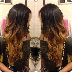 Hair & color nice