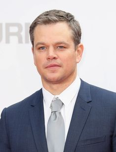 "Matt Damon attends the ""Jason Bourne"" European premiere at the Odeon Leicester Square on July 11, 2016 in London, England."