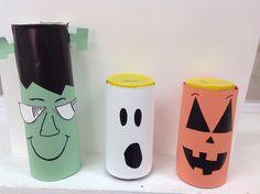 Porta treco inspirado no Halloween