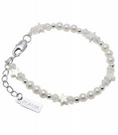 Childrens Silver Bracelet 'Shine Bright' Online - KAYA jewellery UK