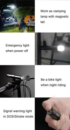 Xiaomi FZ101 BEEBEST XP-L HI 1000LM 5Modes Zoomable Portable EDC Flashlight Magnetic Tail Camping Tent Lamp & Bike Light Camping Lamp, Bike Light, Light Flashlight, Emergency Lighting, Strobing, Edc, Magnets, Lights, Lighting