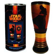 Star Wars Darth Vader Pilsner Glass