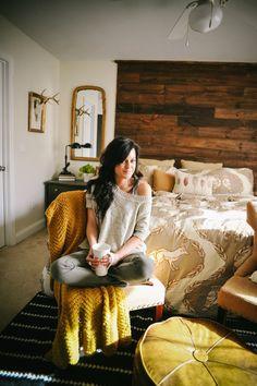 Master Bedroom Reveal - lizmarieblog.com  amazing cottage bedroom inspiration