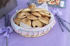 Al Baba Sweets Lavender themed reception #kaak #bread
