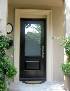 Single Entry Doors With Glass front doors with storm door | mediterranean front doorstampa