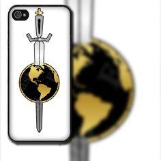 Star Trek Terran Empire Insignia Design on iPhone 4 / 4s / 5 / 5s / 5c / 6 Rubber Silicone Case by EastCoastDyeSub on Etsy https://www.etsy.com/listing/150027728/star-trek-terran-empire-insignia-design