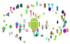Logo de Android: Tierno, verde y… ¿copiado?