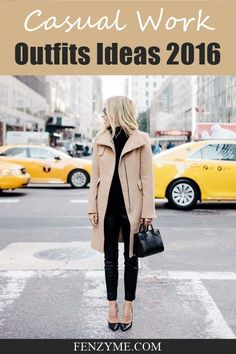Love all black with a large neutral coat. could even go more camel.