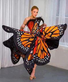 Butterfly Dress | Fashion World