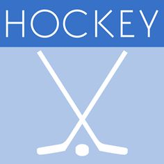 Clipart of Hockey player silhouette. | 373869 | Royalty-Free ...