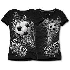 Katydid Chevron Soccer Women's T-Shirt