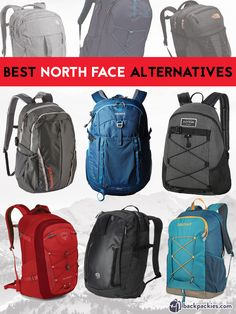 11 Backpacks Like North Face You Should Check Out