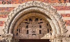 So it is with the arch, a simple wonder of architecture. At USC's University Park Campus, rounded and pointed arches are so common that you can't blame busy students for walking by them … Usc Trojans, Barcelona Cathedral, Student, Arches, Building, Football, Image, Soccer, Futbol