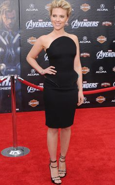Scarlett Johansson, Versace