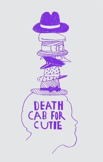 Death Cab for Cutie... I love how mellow they are, and how their songs can make you feel so many things at once.