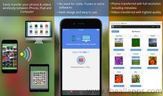 ให้ไว!! Simple Transfer Pro แอพโอนถ่ายข้อมูลแบบไร้สายกำลังแจกฟรี จากเดิม $2.99