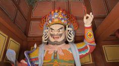 Temple guard 1.