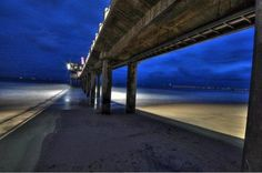 under the Pier .. That's moyo uShaka Pier Durban of course!