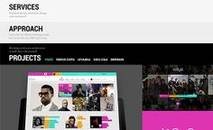 New Site : ufoby Design Agency www.csslight.com/website/7295/ufoby-Design-Agency