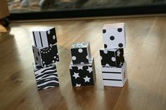 DIY Visual Stimulation Blocks