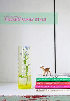 Finland Family Style by jutta / kootut murut