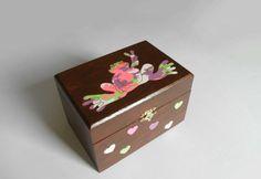 Peace Frog Treasure Box Hand Painted Wooden, $23.95 on Etsy.com https://www.etsy.com/listing/156351497/girls-treasure-box-peace-frog-keepsake?ref=shop_home_active