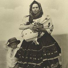 Slovak Family, Ellis Island