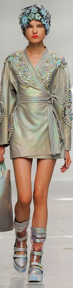 Spring 2015 Ready-to-Wear  Manish Arora
