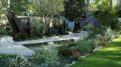 RHS Chelsea Flower Show - The Telegraph Garden by Andy Sturgeon