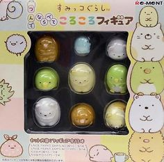 Re-ment San-x Sumikko Gurashi Tsum Tsum Mini Figure Set Of 13pc Japan Kawaii