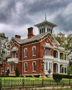 Belvedere Mansion, Galena, IL