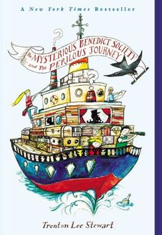 mysterious benedict society and the perilous journey pdf