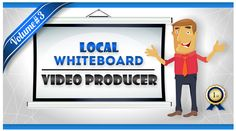 "Local Whiteboard Video Producer Volume 3 + OTO1+ OTO 2   ""How Cool Would It Be If You Had Your Own Set Of Professional Whiteboard Animation Commercials That You Could Easily Sell To Local Businesses For $297 A Piece?!?""   FREE DOWNLOAD Link! >> http://makemoneyonlinearsenal.com/materials/local-whiteboard-video-producer-volume-3-oto1-oto-2/"