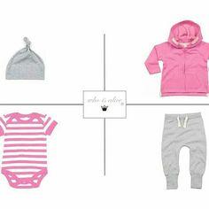 *Babys Lieblingsstücke*  Jogginganzug Sets für Prinzen & Prinzessinnen - in 5 verschiedenen Varianten erhältlich!  🐦 54,95€ 🌸   www.who-is-alice-babyfashion.com/Babys-Lieblingsstuecke