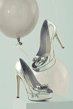 Christian Dior Silver Linings exclsuives for Harrods Shoe Heaven