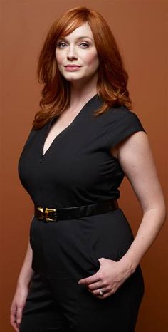 Christina Hendricks: 'Calling me full-figured is just rude' - TODAY.com