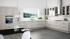 Våre kjøkkenmodeller » System Kjøkken AS