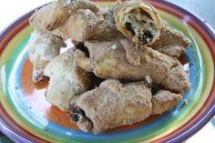 Cornulete fragede de post - Culinar.ro Plant Based, Vegetarian Recipes, Toast, Sweets, Vegan, Chicken, Cooking, Breakfast, Desserts