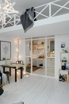 home design interior decor decoration trend 2014 House Design, House, Small Spaces, Interior, Home, Small Apartments, House Styles, House Interior, Home Deco