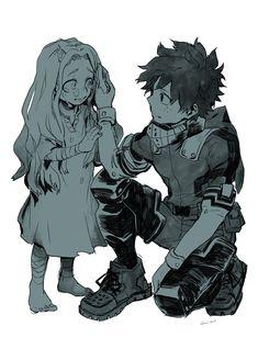 Eri & Midoriya Izuku - Boku no Hero Academia