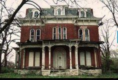 Mudhouse Mansion Lancaster OH