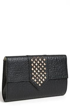 LP Blue 'Kyle Arrow' Clutch available at #Nordstrom