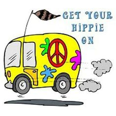☮ American Hippie ☮ Get it on